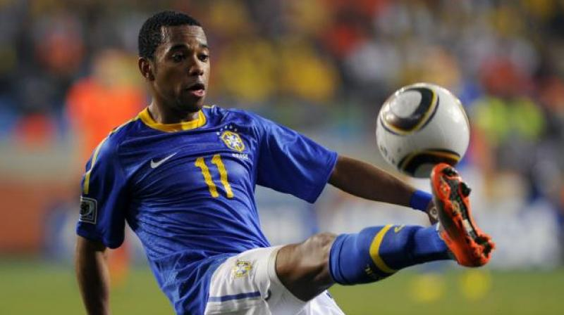 Robinho Handed 9-Year Jail Term For Sexual Assault
