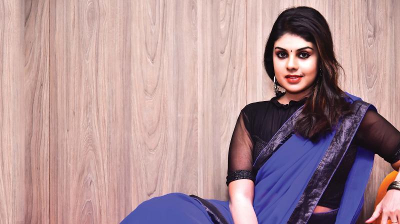 Actor Shivani