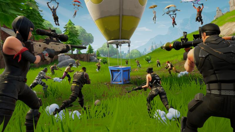 Fortnite Creator Epic Games Raises 125 Bln From Kkr Others