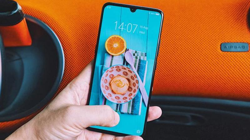 Vivo will be putting the notch on its phones on a diet. (Photo: Slashleaks)