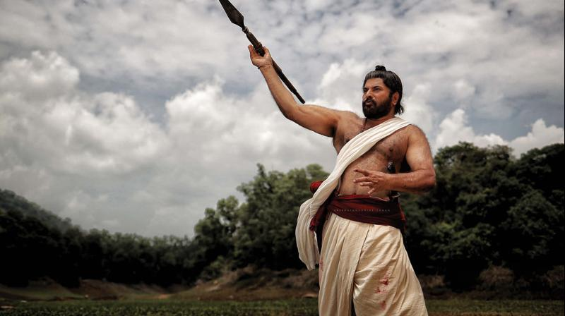 The basic plot revolves around Mamankam, a medieval festival believed to have taken place on the banks of Bharathapuzha