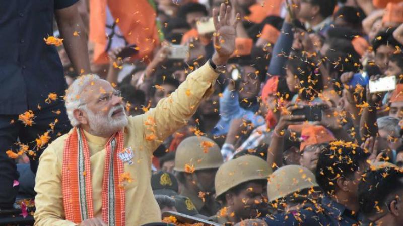 Image result for narendra modi in varanasi