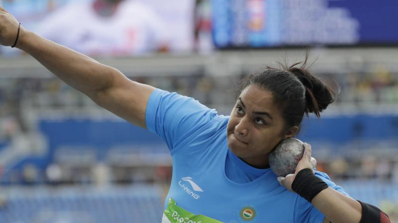 The period of suspension would begin from July 20, 2017, the date of her provisional suspension, according to an order of the anti-doping disciplinary panel (ADDP) of the NADA dated March 29. (Photo: AP / File)