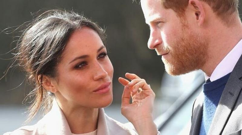 Meghan has always been a fan of delicate jewellery, opting for small bracelets and earrings rather than borrowing the rather heavier pieces from the royal collection like Kate does. (Photo: Instagram)