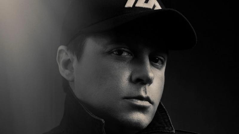 DJ Adam Sky. (Photo: Instagram)