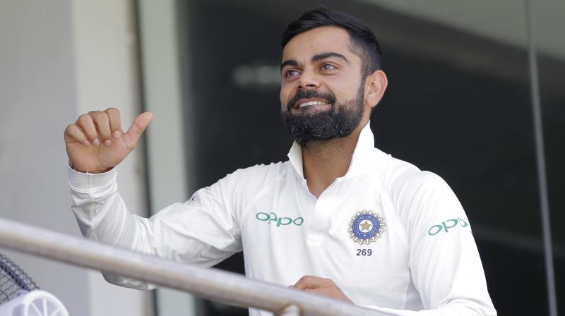 Virat Kohli  said it was a special win as the bowlers had to work really hard on a wicket that was not offering much help. (Photo: AP)