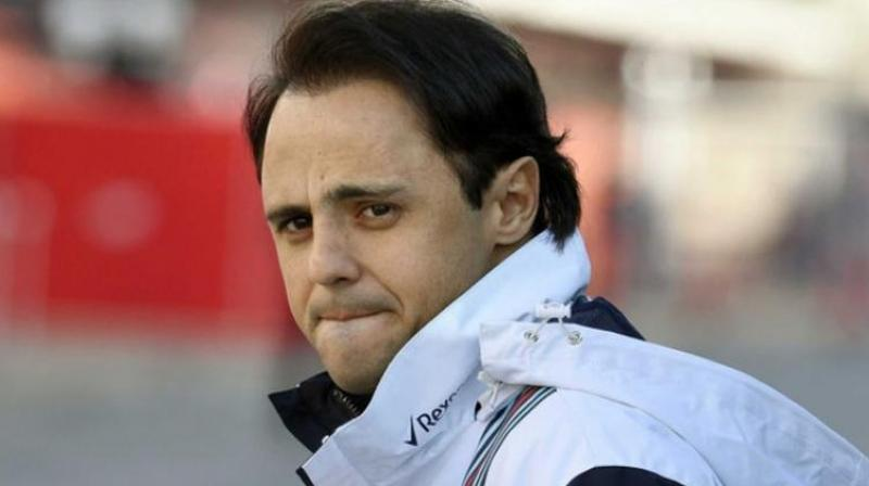 Massa was cleared to take part in Saturday's third and final practice run, he again felt unwell and made the decision to withdraw after clocking the 17th time out of 20 drivers. (Photo: AFP)