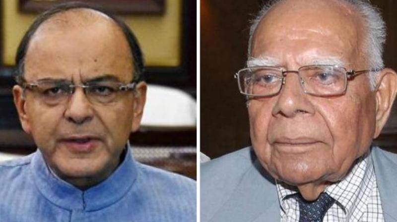 Rajya Sabha bypolls on Oct 16 to fill vacancies of Jaitley, Jethmalani
