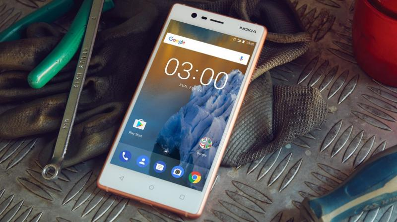 Nokia 3 gets Android 8 0 Oreo update