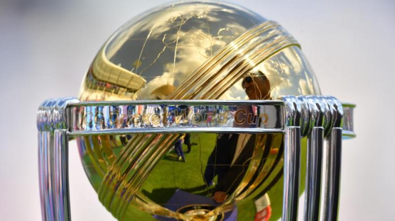 The prospect of witnessing the host nation make history has led to a frenzied demand for tickets, with some put up for sale on unofficial resale platforms. (Photo: Cricket World Cup/Twitter)