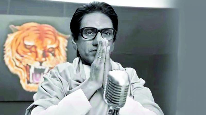 The latest bilingual biopic in the making at the moment is the one on Bal Thackeray, titled simply Thackeray.