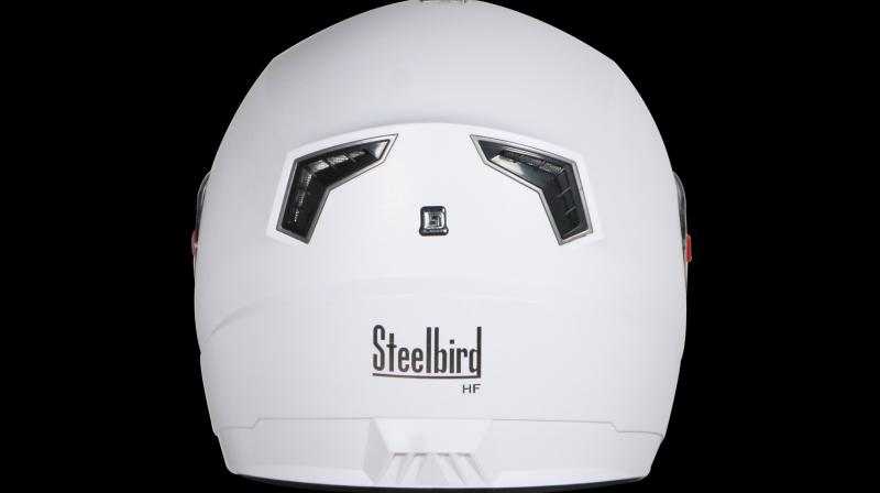 This Helmet connects to phone with an AUX and is compatible with all phones.