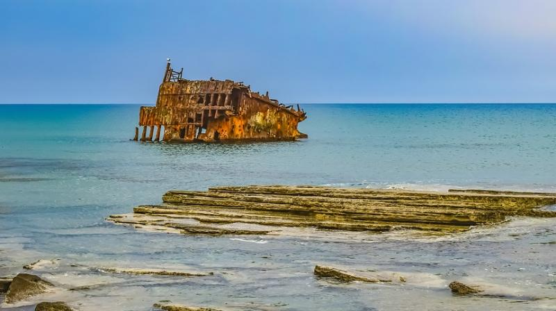 Ancient shipwrecks found in Greek waters tell tale of trade routes. (Photo: Pixabay)