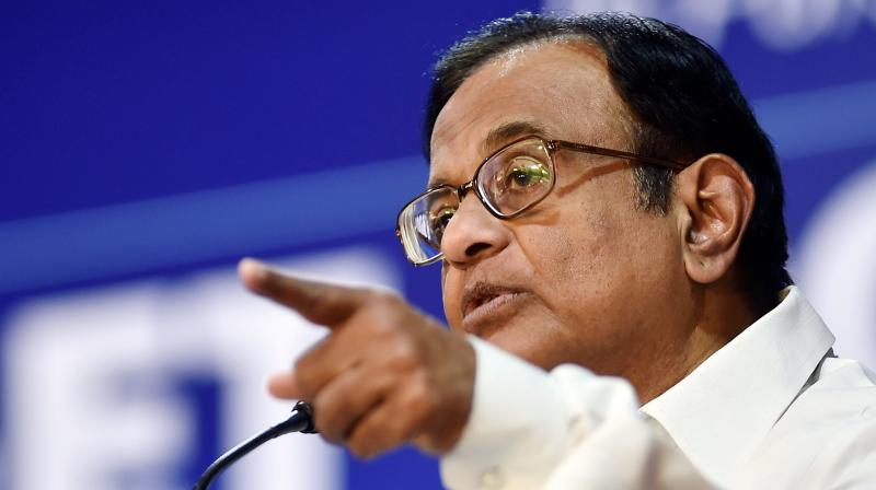 Government is clueless about how to create jobs: Chidambaram