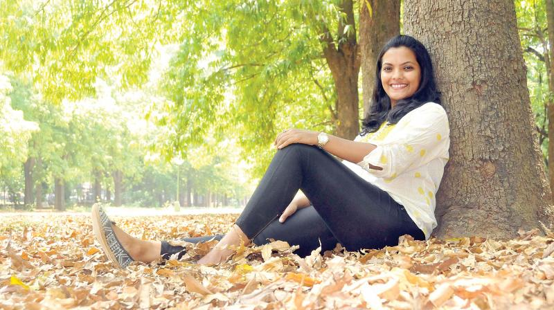 Anushree Kamath, who has launched her own brand