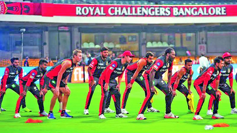 Royal Challengers Bangalore will be desperate to bounce back with a win. (Photo: SHASHIDHAR. B)