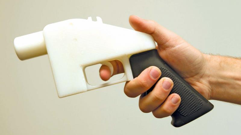 These blueprints would potentially allow anyone with a 3D printer to make an untraceable, unregulated gun at home.