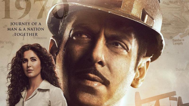 Bharat: Salman Khan- Katrina Kaif exude brilliance in new poster!