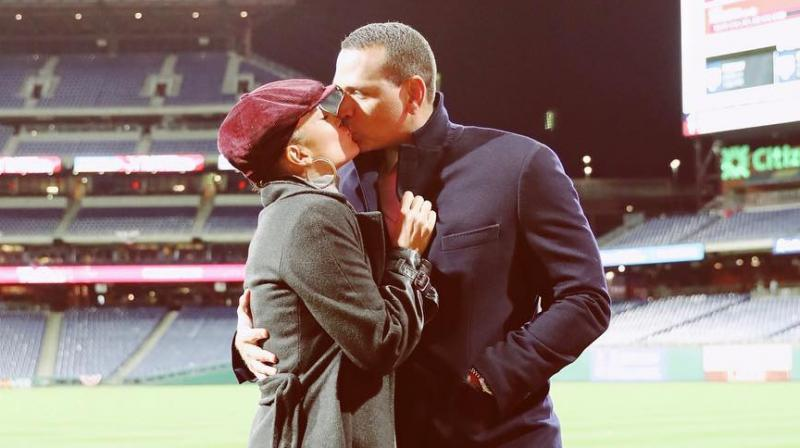 Jennifer Lopez's fiancé Alex Rodriguez reveals he planned proposal for 6 months
