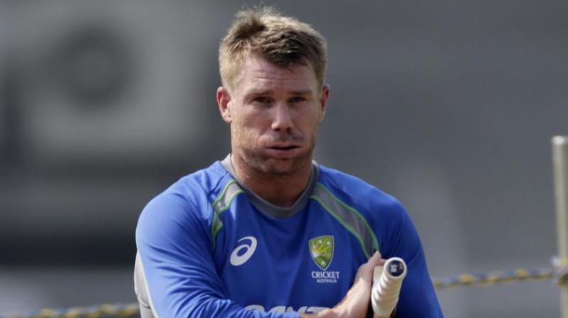 Cricket Australia's website said Warner's condition was not believed to be as serious as the elbow injury sustained by Smith, also in the Bangladesh tournament. (Photo: AP)