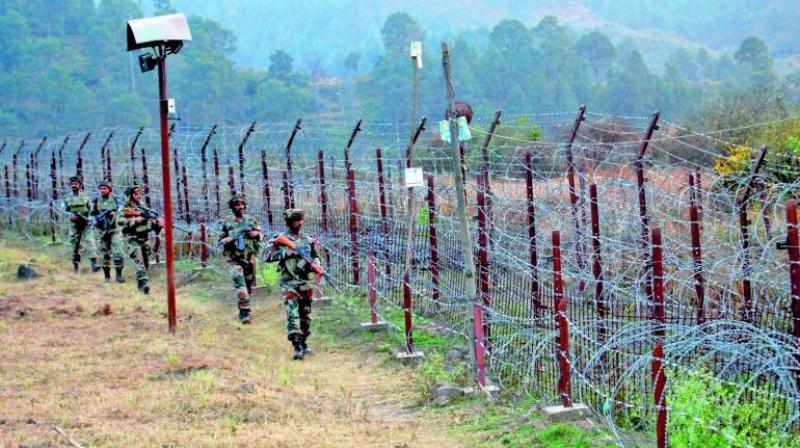 The overarching domain remains security, both in the hinterland and at the Line of Control or the international border. (Photo: PTI)