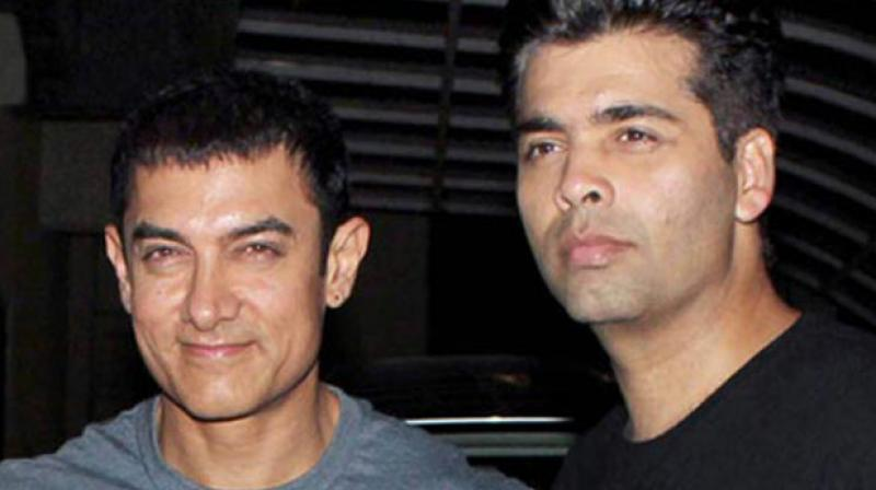 Aamir Khan had made guest appearance in 'Bombay Talkies', which had one short film directed by Karan Johar.