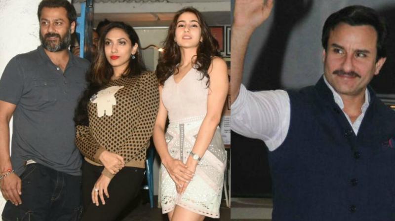 Ahaan Shetty to debut opposite Sara Ali Khan?