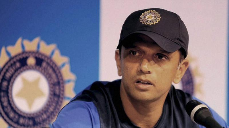 The 46-year-old former India captain, Rahul Dravid, had earlier explained his case in a personal hearing held in Mumbai on September 26. (Photo: PTI)