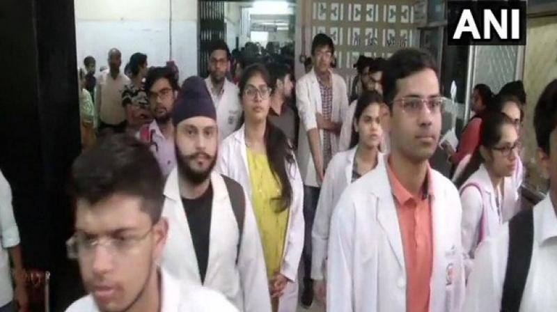 The IMA in a letter on Wednesday said, 'IMA has won the first battle in our struggle against violence. Union Government has constituted an inter-ministerial committee to go into the Central legislation against the assault on Doctors and Hospitals. Congratulations to the entire medical fraternity.'