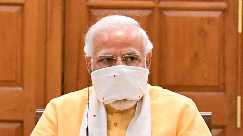 PM announces Rs 20L crore package to build aatmanirbhar India