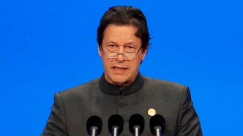 Imran Khan, who has been seeking to improve Pakistan's strained relations with neighbour Iran, said he was concerned about the rising tensions in the Gulf' (Photo:File)