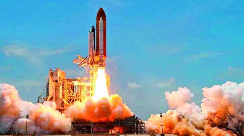 The success also signifies the completion of the experimental phase of GSLV Mark III.