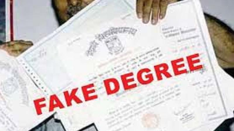 Bengaluru, home to some of the best educational institutions in the country, is fast becoming a hub for dubious firms offering fake degree certificates.
