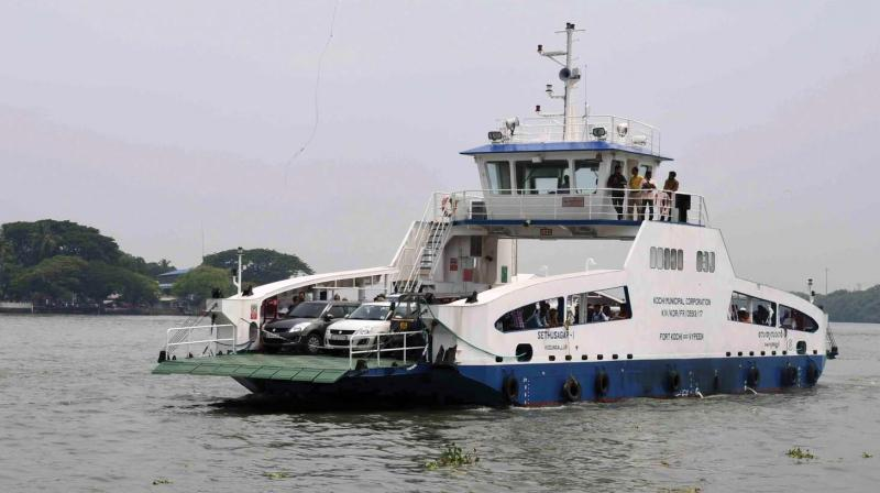 Though the first vessel was commissioned amid much fanfare in April, the service had to be stopped on the inaugural day itself due to a shortage of trained staff. Later, the service has been resumed in the second week of May.