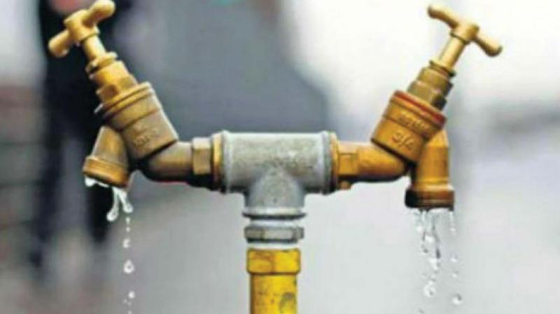 According to Gachibowli resident Praveen Singhal, as many as 4,000 families reside in the buildings beside Wipro Technologies, and water supply had stopped on April 23. He said the residents had complained to the Water Board but its officials had closed the complaints without resuming water supply.