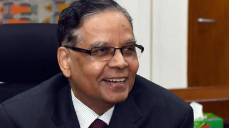 Vice-Chairman of NITI Aayog Arvind Panagariya.