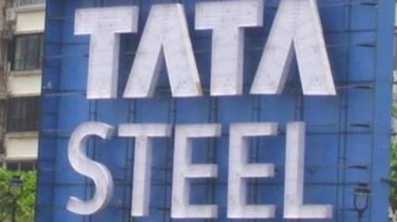 Tata Steel is an arm of $103 billion Tata Group.
