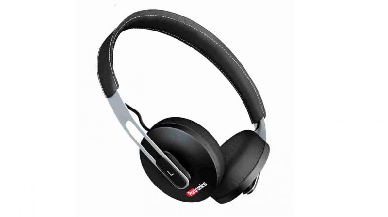 The Muffs L BT headphone is priced at Rs 1,999 and available in black colour only.