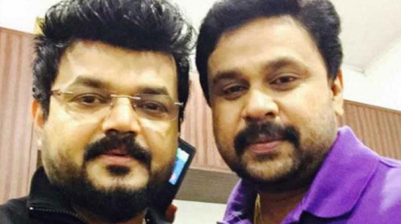 Nadhirshah and Dileep.