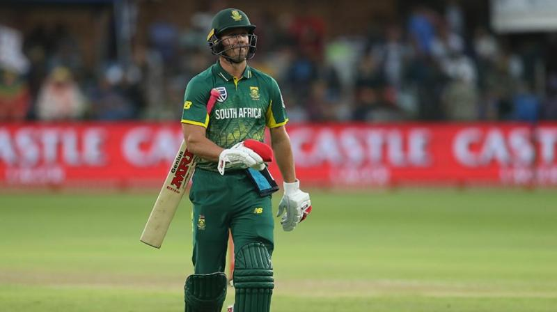 Cricket South Africa further said that de Villiers has been advised rest to allow him a full recovery ahead of the four Test series against Australia starting in Durban on March 1