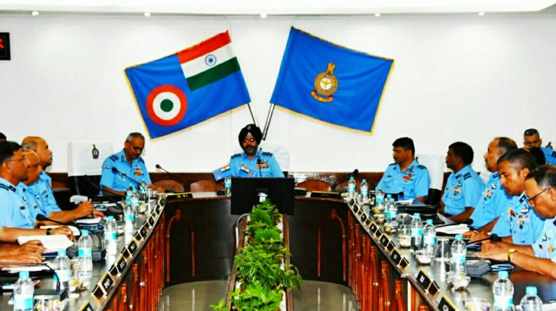 The IAF Chief reiterated that the IAF is in the process of transformation through modernisation as well as upgradation of existing fleets and weapon systems.  (Photo: File)