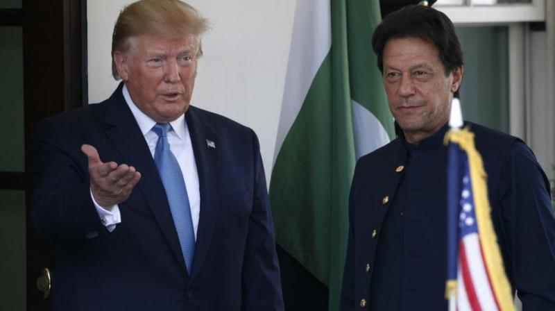 """The meeting was open only to the five permanent members and 10 non-permanent members. China, a permanent member of the UNSC and close ally of Pakistan, had asked for """"closed consultations"""" in the Council. (AP Photo/Jacquelyn Martin)"""