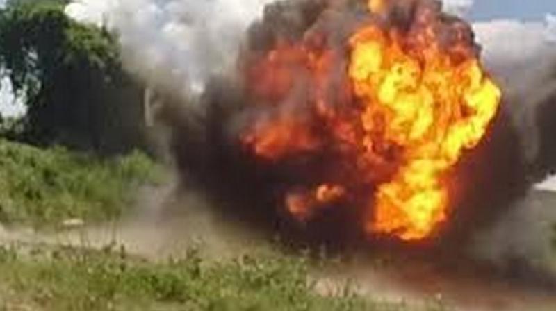 'A CRPF jawan of 168 battalions got injured in an IED blast planted by ultras under Basaguda police station limits,' P Sundar Raj, inspector-general of Bastar police, said. (Photo: ANI | Representational)