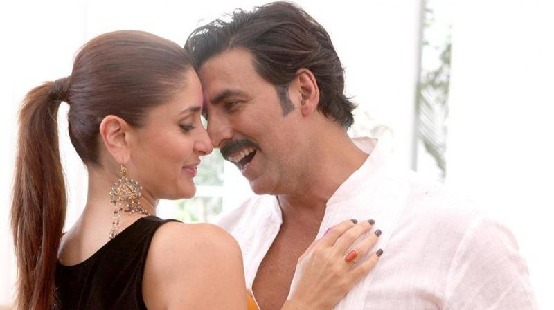 Akshay Kumar and Kareena Kapoor Khan.