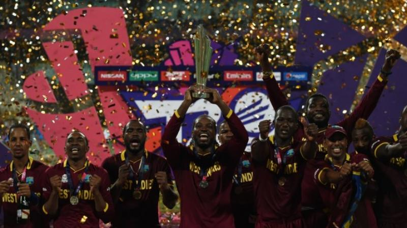 With the ICC 2020 T20 World Cup is barely a year away, the excitement for the next mega-event is starting to pick up as the cricket fans, pundits, and experts have already started to predict the winners of the biggest show-piece in the shortest format. (Photo:AFP)