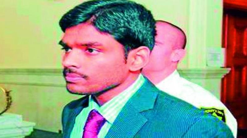 Raghunandan Yandamuri is the first Indian-American to face death penalty. (Photo:File)