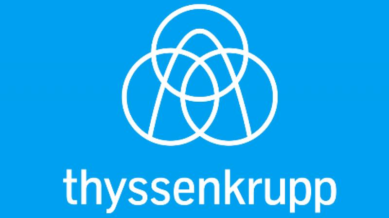 The working group will be headed by Markus Grolms, deputy chairman of the supervisory board of Thyssenkrupp AG and Oliver Burkhard. (Photo: ThyssenKrupp/Twitter)