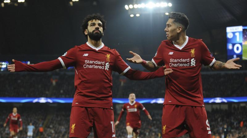Champions League: Salah, Firmino Star As Liverpool Dump