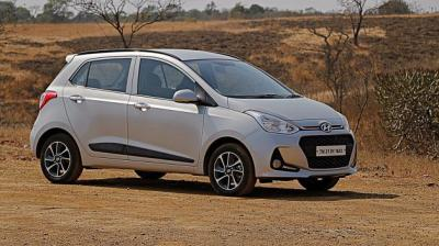 Grand i10 will be offered only with 1.2-litre petrol engine with a 5-speed MT.