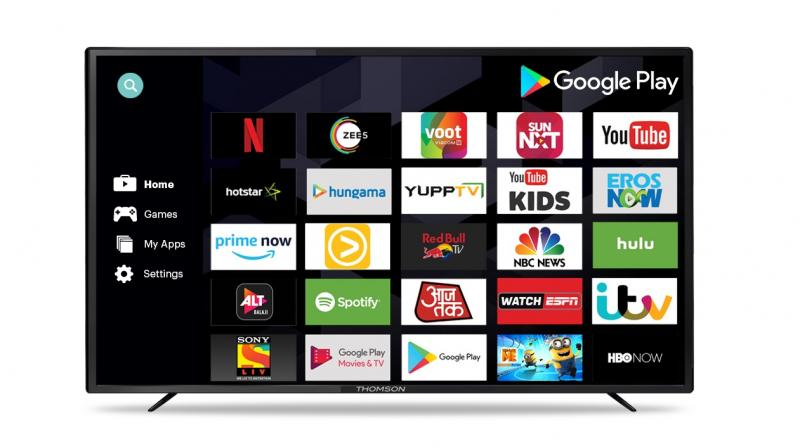 According to industry body CEAMA, TV sales were almost flat in the last two years in India where annual sales is estimated at around 12.5 million units.